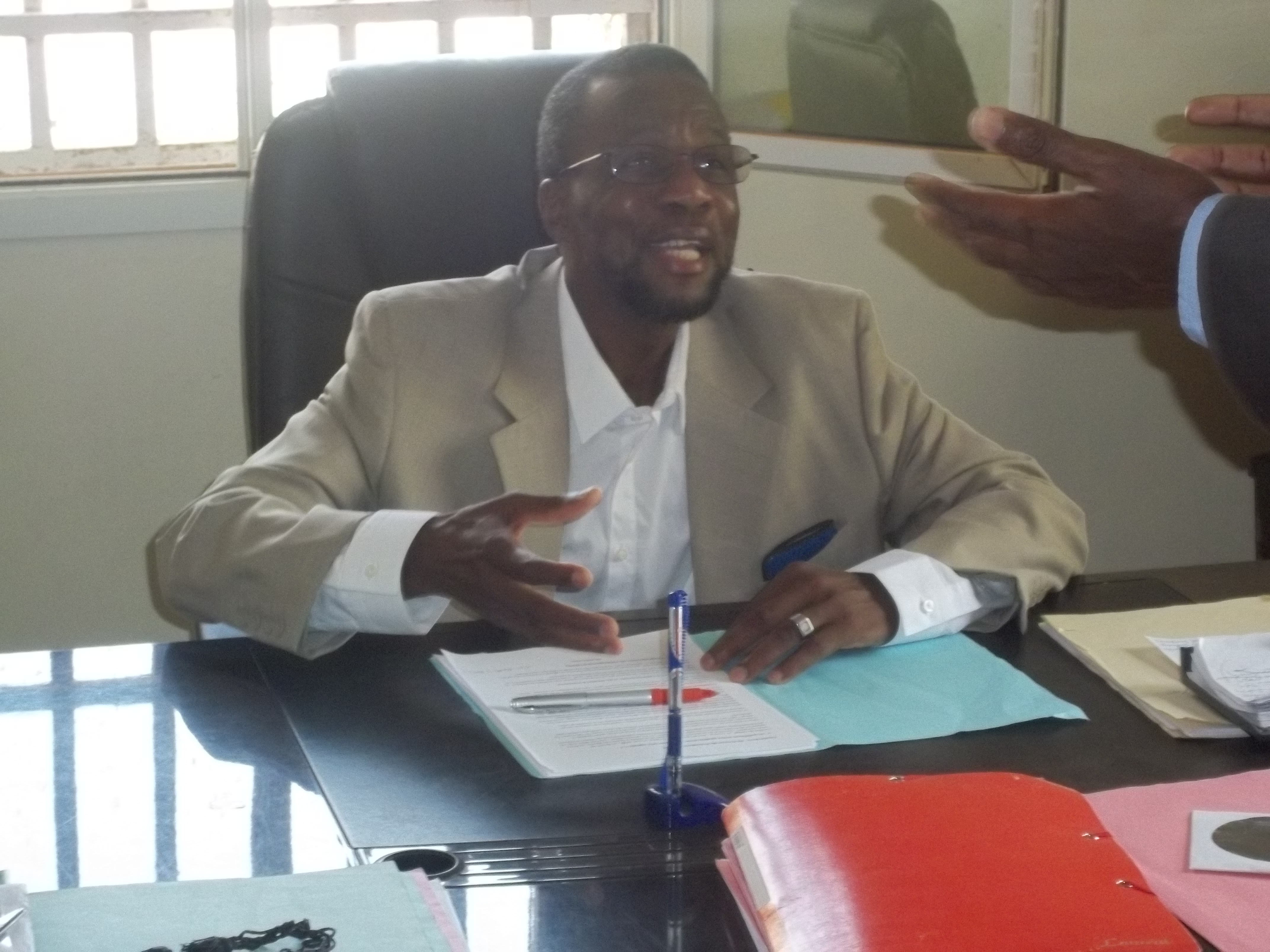 Samba THIAM, Président des Forces Progressistes du Changement FPC