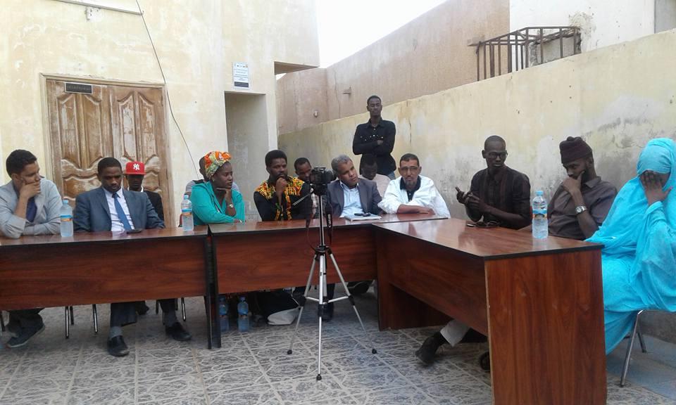 Les initiateurs de la Marche pacifique de la jeunesse Mauritanienne (MPJM) compte organiser un rassemblement pour expliquer leur revendication.